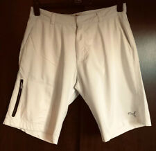 Puma Cream Longer Length Shorts Size W34