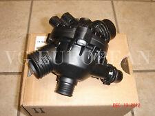 BMW E90 E92 E93 E82 E88 E83 X3 Genuine Cooling Thermostat w/Housing NEW