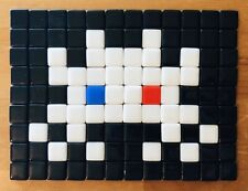 Space Invader Mosaic Art Invasion Kit Replica #14 3D