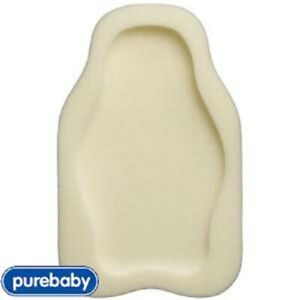 New Baby Bath Foam Support Seats Sponge Soft Bathing Cleaning Body Safety