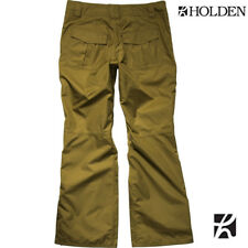 Holden Field Ski Snowboard Pant Army Olive S 10K Waterproof  RT: $200 260€ NWT