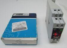 New GE IEC Electronic Timer MMFV 22.5mm