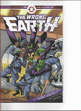 The WRONG EARTH (2018) #4 - New Bagged (S)