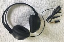 """Philips SHP1900 Stereo Headphones • Black • New • Includes 1/8"""" to 1/4"""" Adapter"""