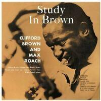 Max Roach, Clifford Brown & Max Roach Quintet - Study in Brown [New Vinyl] Bonus