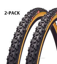 Challenge LIMUS PRO 300 TPI Cyclocross Tire Clincher BLACK/TAN 700x33c (2 TIRES)