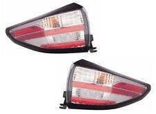 FITS NISSAN MURANO 2015-2017 OUTER TAIL LIGHTS TAILLIGHTS REAR LAMPS PAIR W/BULB