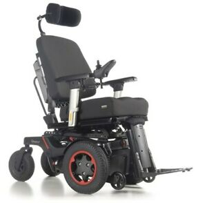 Sunrise Medical Quickie Q500 F Sedeo Pro Powerchair - Front Wheel Drive