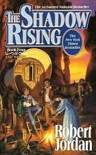 Wheel of Time #4: The Shadow Rising by Robert Jordan (1993, Mass Market PB)