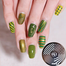 Nail Art Stamping Plates Image Plate Decoration Harry Potter Halloween (hehe29)