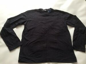 Adult Men's Genuine Stone Island Long Sleeved T-shirt Top Size Large Vgc