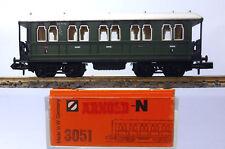Arnold N 3051 ; Langenschwalbacher Personenwagen 1. Kl. in OVP /F367