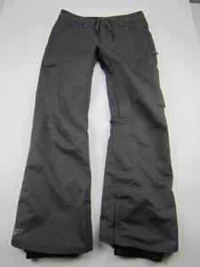 Mens Medium Nike Budmo Storm Fit Cargo Snowboarding Pants gray 479744