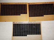 LOT MICROFICHES SUZUKI  GS 1000/1100.