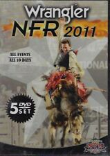 2011 Wrangler National Finals Rodeo – 5-DVD set