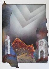 Thomas Birkhan Antaris II Poster Bild Kunstdruck 63,5x43,5cm Kostenloser Versand