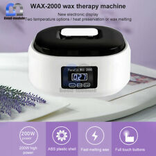 Paraffin Spa Bath Wax Warmer Machine Hands Feet Therapy Hair Removal Tools Kit