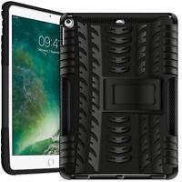 Apple iPad Air Hülle Hybrid Panzer Schutzhülle Tablet Schutz Case Cover Tasche