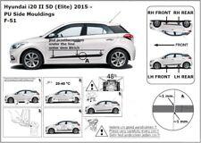 2008 /> 03-2012 RHS non chauffé Hyundai I20 Aile Miroir De Remplacement Avec Plaque Arrière