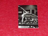[Col.J.DOMARD GYMNASTIC] ORIGINAL PHOTO NADIA COMANECI EUROPE Champ. 1975 SKIEN