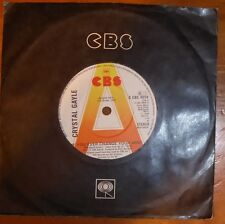 Crystal Gayle: If You Ever Change Your Mind / I Just Can't. '80 UK CBS 9058 DEMO