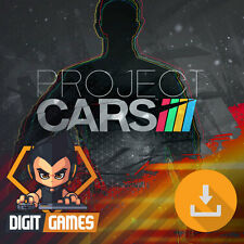 Project Cars - Steam Key / PC Game - Racing / Driving / Simulation [NO CD/DVD]