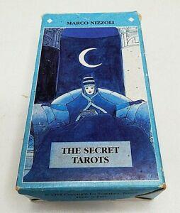THE SECRET TAROTS -MARCO NIZZOLI