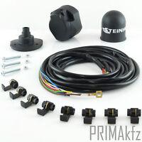 STEINHOF Elektrosatz Kabelsatz Universal 13-polig für Anhängerkupplung AHK