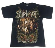 Slipknot 2009 Tour T Shirt All Hope Is Gone Mens Metal Rock Tee Shirt Sz. Medium