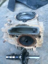 81-85 HONDA ATC110 3-WHEELER HEAD CAM SHAFT VALVES ROCKER Used Good motor engine