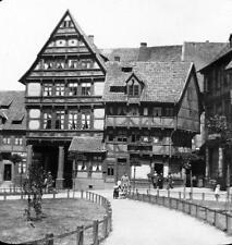 Photo. ca 1900. Hildesheim, Germany. View