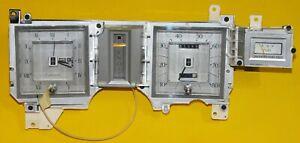 1977 1978 1979 Lincoln Mark V OEM Speedometer Cluster Gauges Assembly