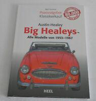 Pratiques Klassikerkauf Austin - Healey 100/6 100/4 100 + 3000, 1953-1967