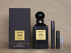 Tom Ford Tuscan Leather  5 ml or 10 ml Travel Size Spray Eau de Parfum