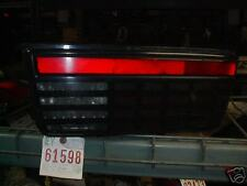 89-91 Grand AM Checkered lens left taillight