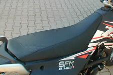 Kreidler 125DD Sitzbankbezug Carbon-Leder Supermoto/Enduro nur 39,-