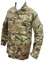 MTP CAMO WARM WEATHER COMBAT JACKET SHIRT ARMY MILITARY BRAND NEW IN PACKET
