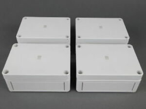 *Lot of 4* Rittal 9508.000 130x94x57mm Polycarbonate Enclosures - NEW Surplus!