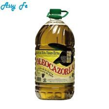 1 garrafa = 5Litros Aceite Extra Virgen Olive Oil VIRGIN Oleo de Cazorla JAEN 5L