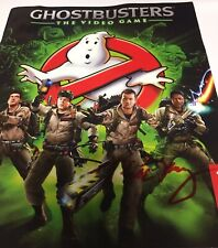 Bill Murray Signed Ghostbusters