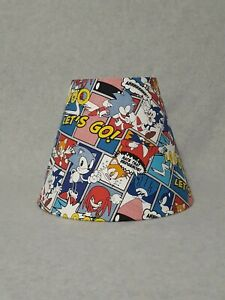 Sonic The Hedgehog Lamp Shade