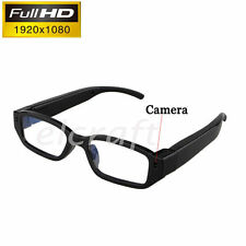 HD 1080P Spy Camera Glasses Hidden Eyewear DVR Video Recorder Cam USB Camcorder