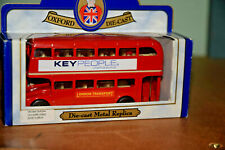 OXFORD DIECAST 1:76 ROUTEMASTER BUS - LONDON TRANSPORT RM064