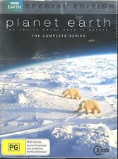 BBC Earth Planet Earth Special Ed Complete Series DVD NEW 6-disc Region 4 PAL