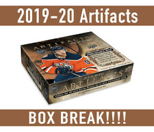 BOX BREAK!!! 19-20 ARTIFACTS BOX BREAK Random Teams-Free Shipping!