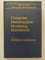BOOK COMPUTER PERFORMANCE MODELING HANDBOOK STEPHEN S. LAVENBERG 0124387209