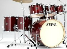 TAMA Superstar Classic Maple CHERRY WINE 7-pc Shell Pack, NEW - FAST SHIPPING!
