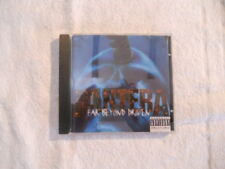 "Pantera ""Far Beyond Driven"" 1994 cd East West Records NEW"
