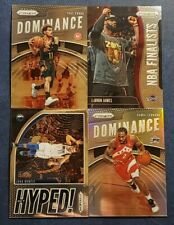 2019-20 Prizm Basketball Inserts Color Dominance Sensational Swatches You Pick