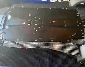 Arrma Felony Carbon Fiber skirts + Under Kit